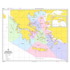 BX03 Ελληνικές Λιμενικές Αρχές και περιοχές ευθύνης τους