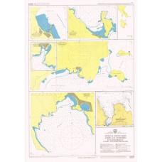 Όρμοι και Λιμένες νήσων Κύθηρα και Αντικύθηρα