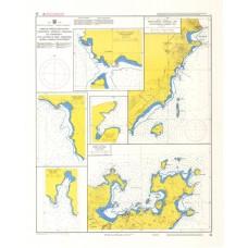 Όρμοι και Λιμένες νήσων Πάρου  - Σχοινούσσας - Δονούσας  - Ηρακλειάς και Κουφονήσου