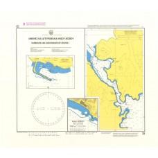 Λιμένες και Αγκυροβόλια Νήσου Λέσβου