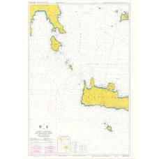Ν. Κρήτη - Δυτικό Τμήμα Άκρα Ταίναρο μέχρι Ν. Μήλου