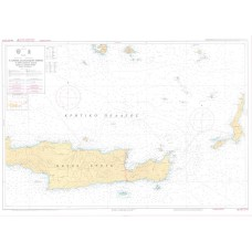 Ν. Κρήτη - Ανατολικό Τμήμα, Ν. Θήρα μέχρι Ν. Κάσος