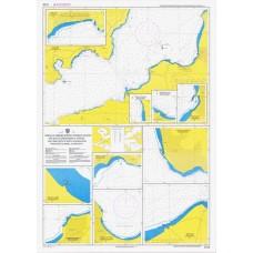 Όρμοι και Λιμένες Βορείου Ευβοϊκού Κόλπου από Δίαυλο Ωρεών μέχρι Α.Αρκίτσα
