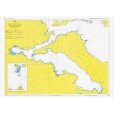 Βόρειος Ευβοϊκός Κόλπος, Χαλκίδα μέχρι Δίαυλο Τρίκερι
