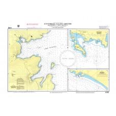 Αγκυροβόλια Νήσων Χίου  - Οινουσσών