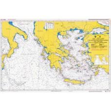 Ιόνιο - Αιγαίο Πέλαγος - Στενό Μεσσήνης μέχρι Θάλασσα Μαρμαρά