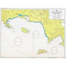 Όρμοι Τολό - Βάλτου - Βουρλιάς (Αργολικός Κόλπος)
