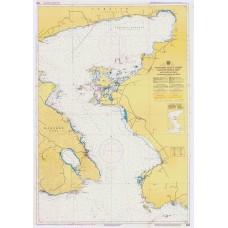 Ανατολικές ακτές Ν. Λέσβου και έναντι ακτές Μ. Ασίας
