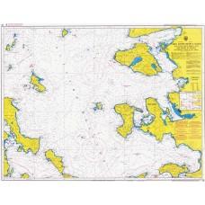 Άκρα Σούνιο μέχρι Ν. Λέσβου και έναντι ακτές Μικράς Ασίας