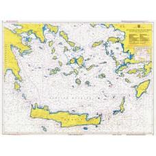 Αιγαίο Πέλαγος - Νότιο Τμήμα
