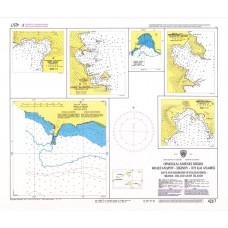Όρμοι και Λιμένες Νήσων Φολεγάνδρου - Σικίνου - Ίου και Ανάφης