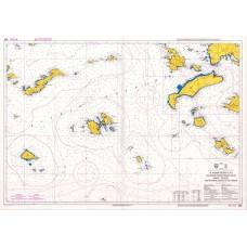 Ν. Ανάφη μέχρι Ν. Κω και έναντι ακτές της Μικράς Ασίας