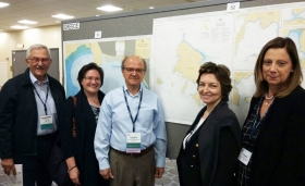 Participation at the Map Exhibition of the 28th World Mapping Conference